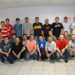 """Curso """"Bacula Backup"""" em Caxias do Sul foi um sucesso!"""
