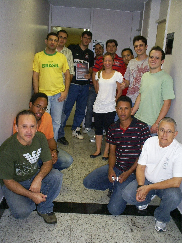 Treinamento Bacula Brasília – Grupo Training (Setembro/2010)