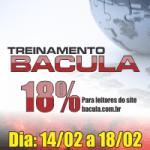 Treinamento Bacula na Training Tecnologia (Brasília-DF / Fevereiro 2011)