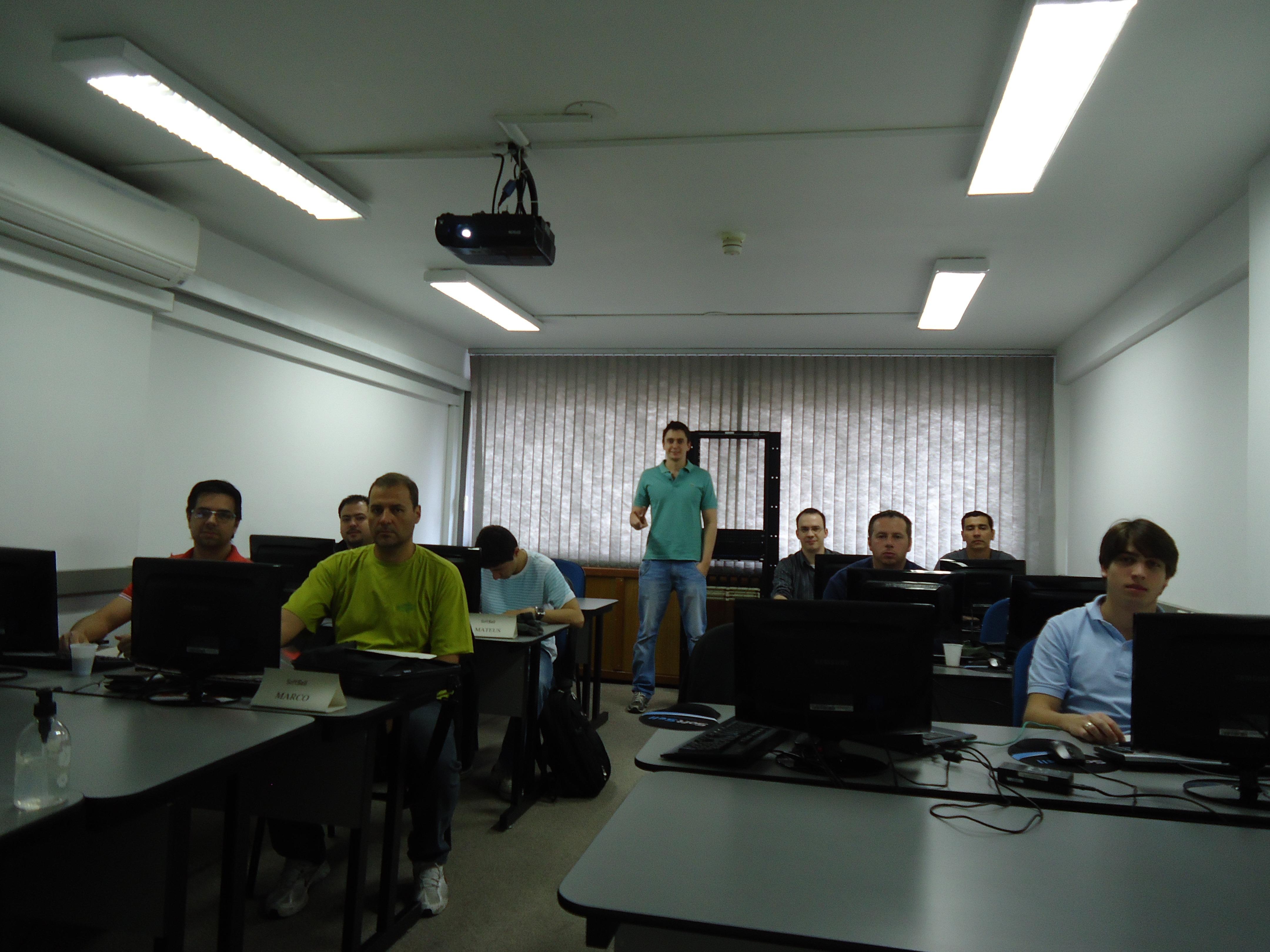 Treinamento SoftSell Curitiba [Setembro/2011]