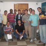 Foto Treinamento Bacula Linux Solutions – Rio de Janeiro (fevereiro / 2012)