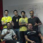 Foto Treinamento Bacula Locaweb (Abril / 2012)