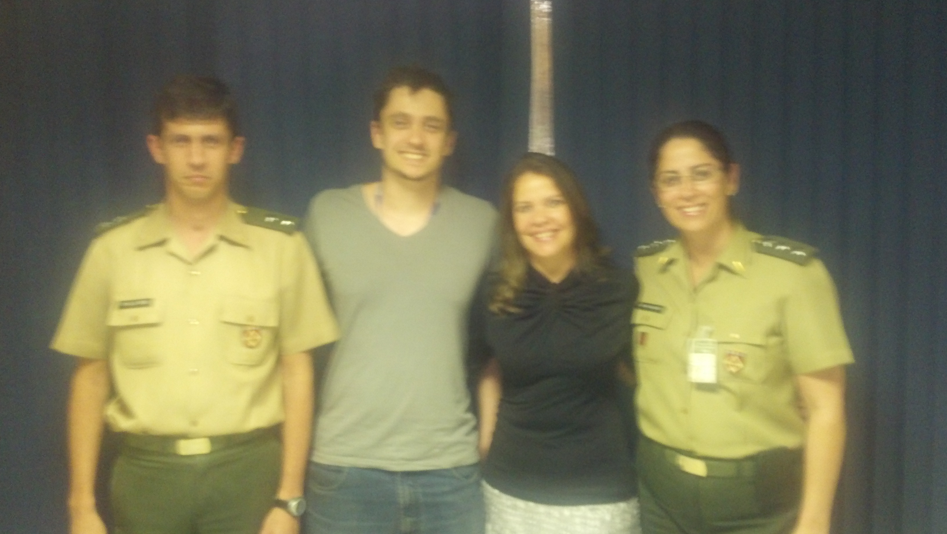 Treinamento Exército / Training Tecnologia – Maio/2012