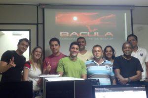 Treinamento Bacula Training Tecnologia – Brasília, DF – Outubro/2012