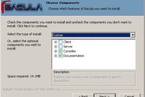 Capítulo 10 – Instalar Interfaces Gráficas (webmin, webacula, bat, bacula-web etc.)