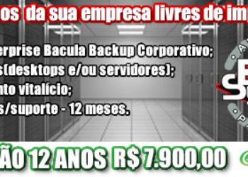 Único Partner Bacula Systems da América Latina