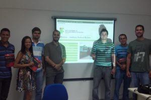 Treinamento Bacula Instituto Federal Baiano
