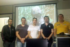 Treinamento Bacula Exército / Training Tecnologia Brasília – Junho 2013