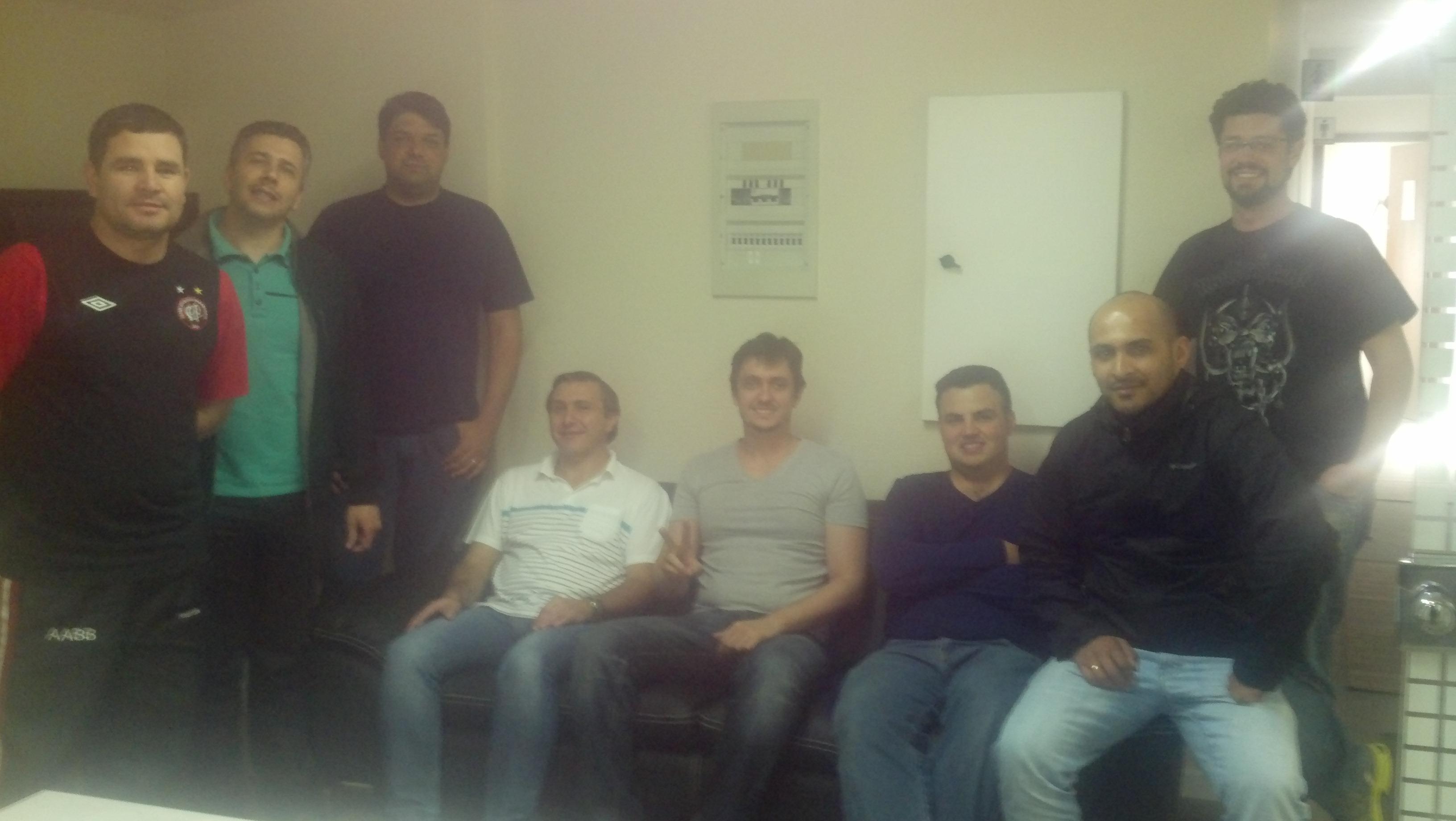 Treinamento Curitiba Softsell – Agosto 2013
