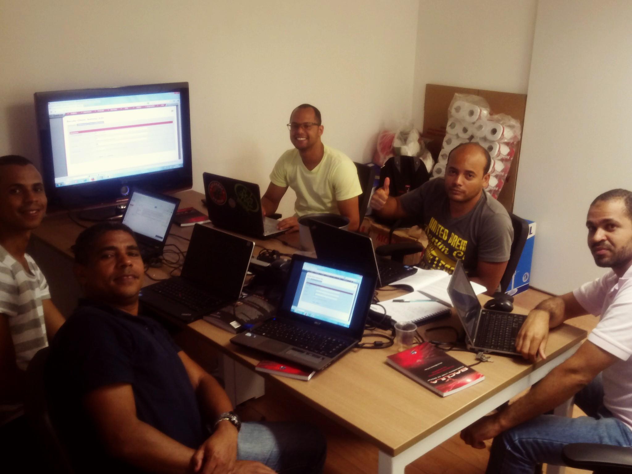 Treinamento Indústria Mondial Eletrodomésticos – Salvador/BA (Novembro 2013)