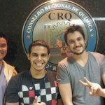 Treinamento Bacula CRQ - 3ª Região (Rio de Janeiro) 2