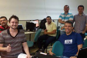 Treinamento Bacula no Tribunal Regional Eleitoral do Amazonas (TRE-AM)