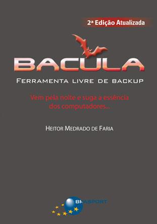 Pré-venda: Livro Bacula 2ª Edição