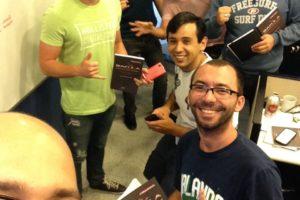 Treinamento Bacula Alterdata – Teresópolis/RJ