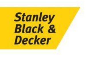 Stanley Black & Decker Case