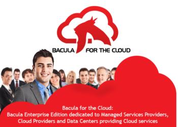 Bacula para Cloud: solução dedicada para Provedores de Serviços