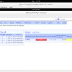 Atualizado Manual Instalação Webacula 7.0 – Bacula 7.2 – Debian 8 / CentOS 7