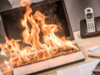 laptop-fire
