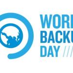 31 de Março é o Dia Mundial do Backup