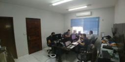 Implantação Bacula Community Telnet Telecom Maringá 2