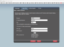 Baculum 9 - Configuración Gráfica de Bacula, Administración y API 8