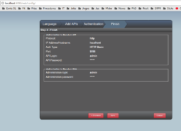 Baculum 9 - Graphical Bacula Configuration, Administration and API 11