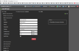 Baculum 9 - Graphical Bacula Configuration, Administration and API 12