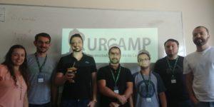 Bacula Community na Universidade da Região da Campanha - URCAMP 13