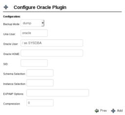 Plugin Banco de Dados Oracle Bacula Enterprise – Guia Rápido 1