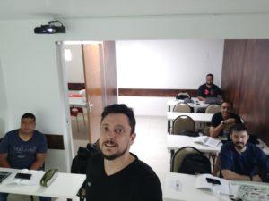 Bacula Community Training in Brazil 1