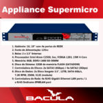 Appliance EBacula SuperMicro