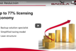 Enterprise Bacula Video Presentation