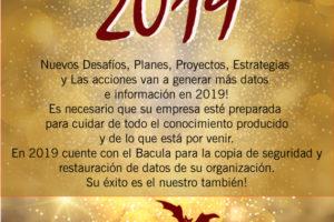 Feliz 2019!