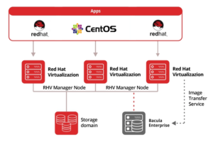 Bacula Enterprise Edition 10.2 With Integrated Backup and Recovery of Red Hat Virtualization Environments