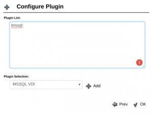Plugin Microsoft SQL Bacula Enterprise - Guia Rápido 3