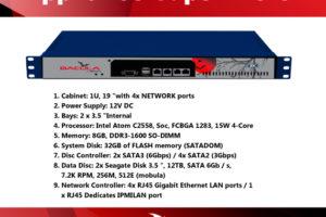 EBacula SuperMicro Appliance
