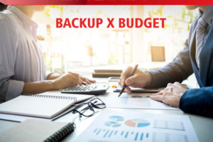 Safe Backup and your Company's Budget