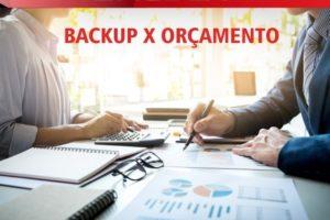 Backup Seguro e o Orçamento da sua Empresa