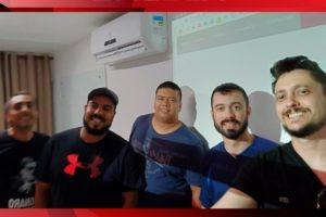 Entrenamiento Bacula Community en Brasil