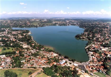 Lagoa Santa Minas Gerais fonte: www.bacula.lat