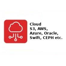 Driver de Almacenamiento S3, Swift, CEPH y Nube/Cloud Bacula Enterprise – Guía Rápida