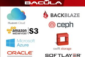 S3 Bacula Enterprise Cloud Backup Storage