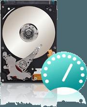 Benchmarking Disks Reading and Writing Capacity