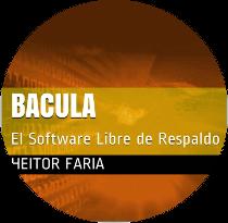Libro Bacula en Español Lanzado
