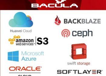 Armazenamento de Backups em Nuvem S3 Bacula Enterprise