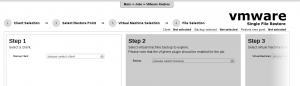 Plugin Restauração Granular VMware VSphere Bacula Enterprise (Single-Item) – Guia Rápido 1