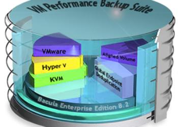 Vídeo Backup Máquinas Virtuais Bacula Enteprise