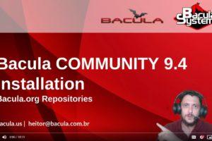 Video: Instalación Bacula 9.4