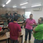 Treinamento e Certificação Bacula no IFMA 7