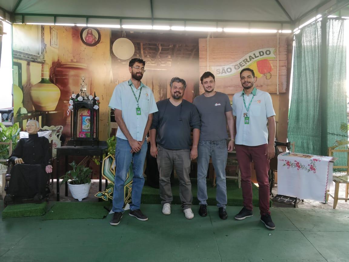 Implantação Bacula Enterprise na Cajuína São Geraldo